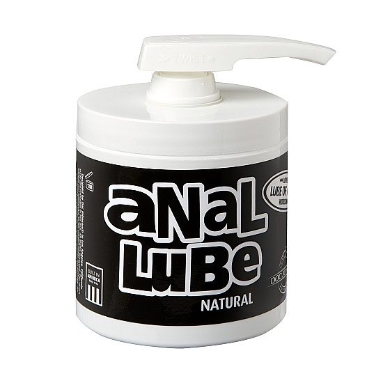 lubricante anal natural Anal Lube de Doc Johnson